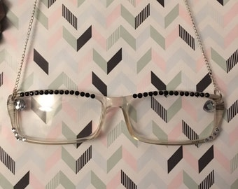 Recycled Glasses Necklace