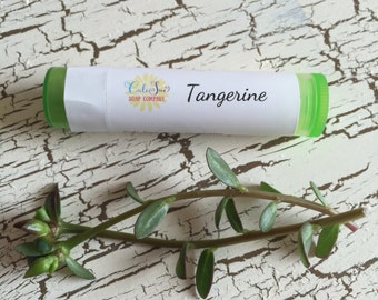 Tangerine Lip Balm