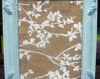 Vintage-Style Cork board