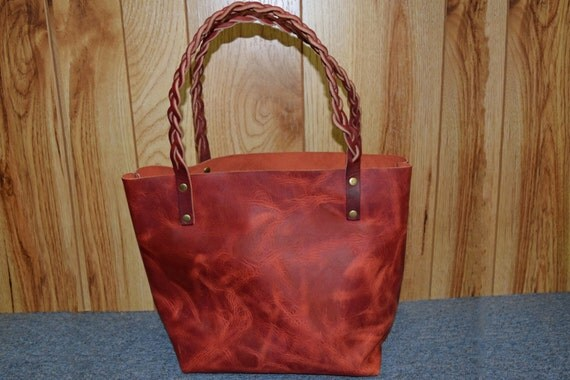 handmade leather bags usa handmade leather tote bag made in usa by northstarleatherco 5628