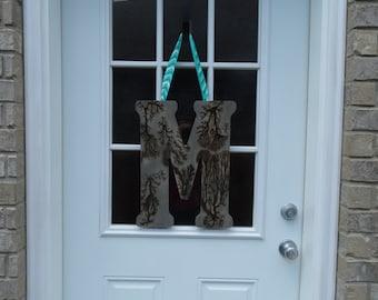 """18"""" Monogrammed Door Hanger"""
