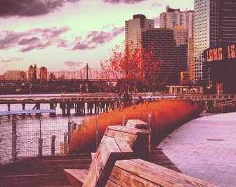 Photo of Queens, NY in Autumn