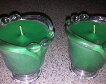 Homemade Candles. Heavenscent One of a kind Specialty