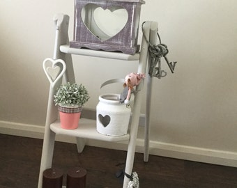 3 tier step ladder foldable