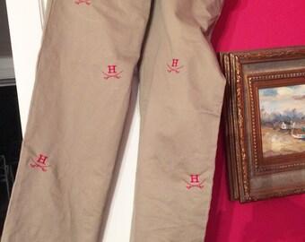 School logo pants- Boy's