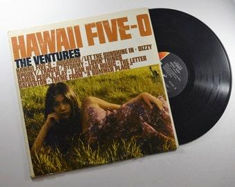 The Ventures - 1969 ( Hawaii Five-O ) Surf Guitar Vintage Vinyl LP