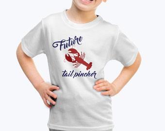 Future Tail Pincher Kid's T Shirt