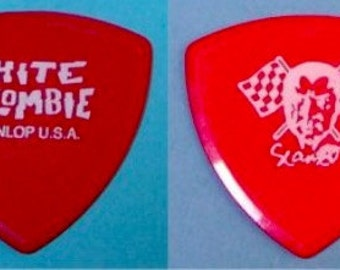 White Zombie Plectrum