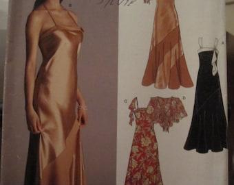 Boss Newlook 6531 evening dress 6 to 16