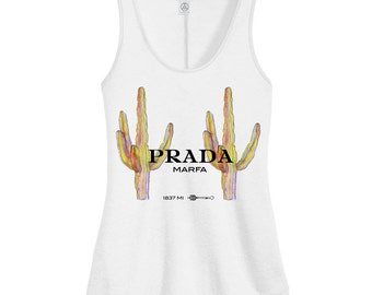 Marfa, Texas Tank Top