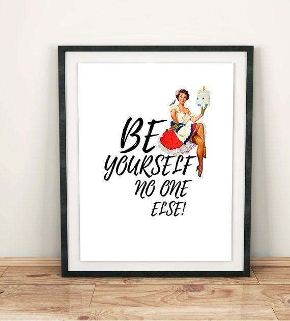 Ariana grande art poster teen room decor by for Cool posters for your room