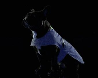 RA Reflective Dog Apparel