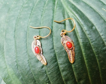Boho Wings Earrings