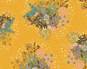 VOILE Fabric, Praline Honey, Art Gallery 100% Premium Cotton Voile, Cotton Fabric, Cotton Voile Fabric, Voile Fabric