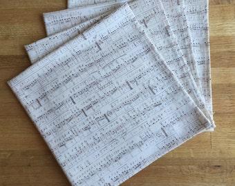 Symphony Napkins - Set of 4