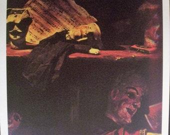 Ike & Tina Turner Concert Poster