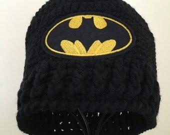 Batman Logo Beanie