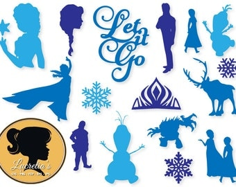 "Shop ""frozen svg"" in Drawing, Painting & Writing Supplies"