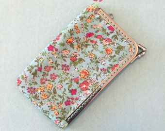 Cell phone case/pouch/frame purses: L shaped, Smartphone