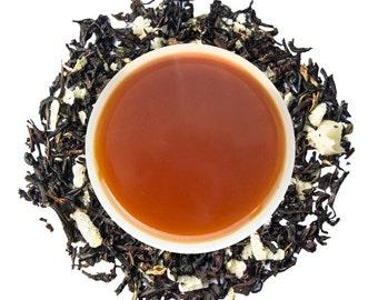Garnet Glow Coconut Darjeeling Tea