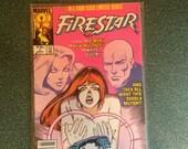 Fire Star #1 (1986)