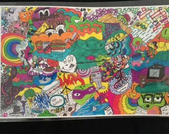 Psychadelic Monsters