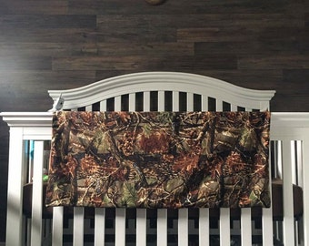 Real tree Camo Baby Blanket