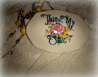 Custom vintage small trinket box