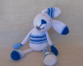 Rabbit crochet Pilus sensitive Merry