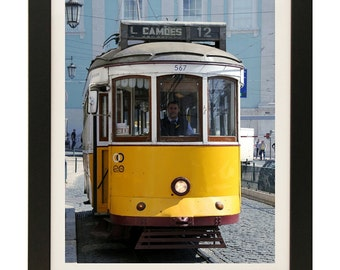 Lisbon, Portugal: Print 037