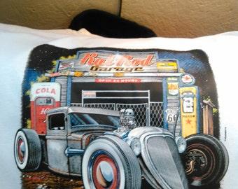 RAT ROD GARAGE T-shirt