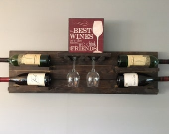 WINE RACK (4 Bottle)