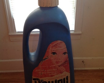 Huge downy fabric softener advertising store display prop