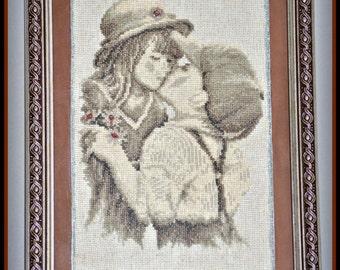 Картина ДЕТИ,Painting CHILDREN