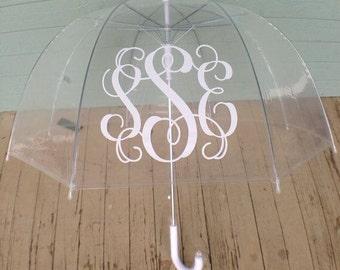 Monogram unbrella !