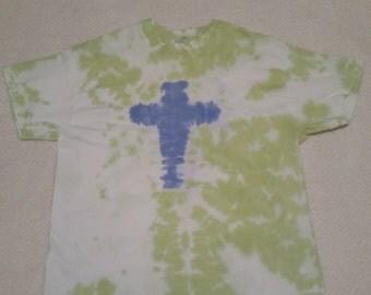Pastel Cross Tie Dye