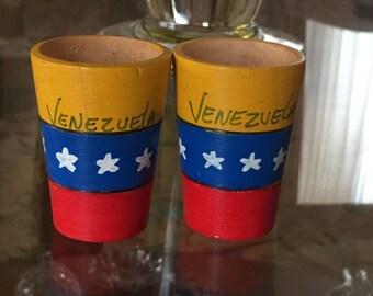 Copas de Tequila