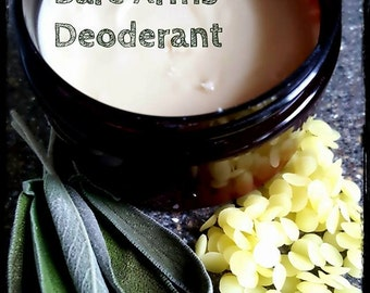 Bare Arms Natural Deodorant