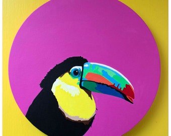 Alfonso the Toucan