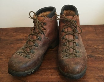 Vintage Dexter Leather Hiking Boots