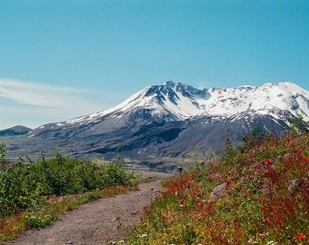 Volcano Lands -Mount Saint Helen Series