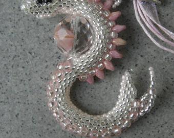 S Dragon pendant