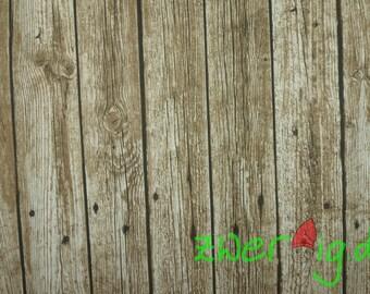Decorative wooden planks bright - digital printing
