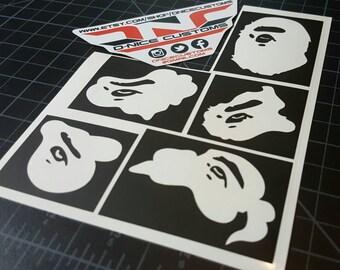 Bape Camo Stencil