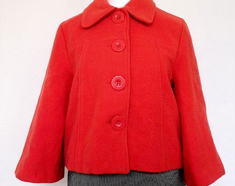 Short 60s Twiggy jacket | MOD | 50s Blazer |