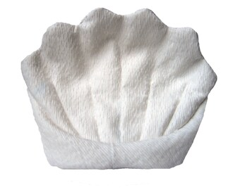 Handmade Children's Seashell Beanbag