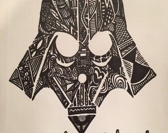 Darth Vader Custom Made