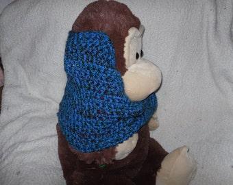 Blue Cowl
