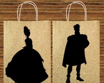 Princess Tiana Goody Bags!  Prince Naveen Goody Bags!