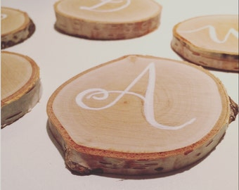 XS Wooden Ring Personalised Sign